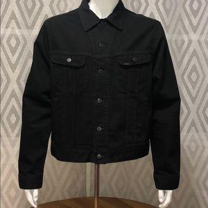 Polo Black Trucker Denim Jacket